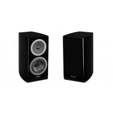 Wharfedale Reva 2 Bookshelf speakers-Black Pair