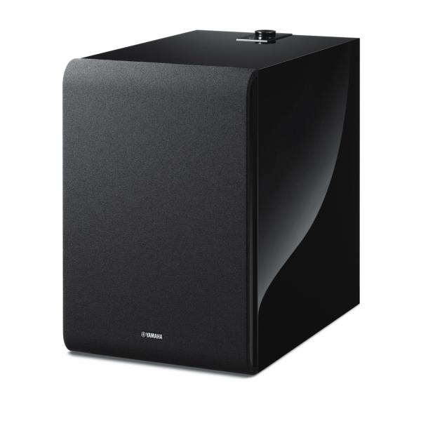 Yamaha MusicCast Sub100 Subwoofer - Black