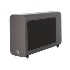 Q Acoustics 3060S SlimLine Active Subwoofer- Graphite Grey