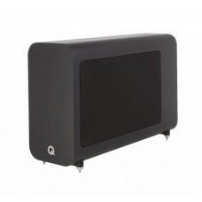 Q Acoustics 3060S SlimLine Active Subwoofer- Carbon Black