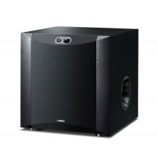 Yamaha NS-SW300 Powerful Subwoofer- Black