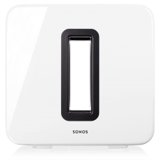 Sonos Latest Wireless Subwoofer-Gloss White
