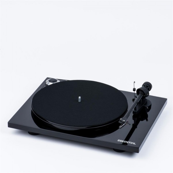 Pro-Ject Essential III Turntable Black