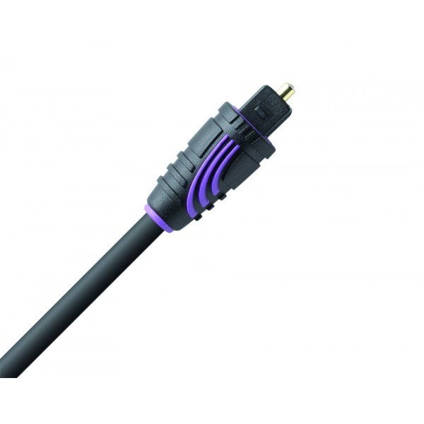 QED Profile Optical Digital Cable-1.0M