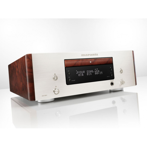 Marantz HD-CD1 CD Player - Silver Gold