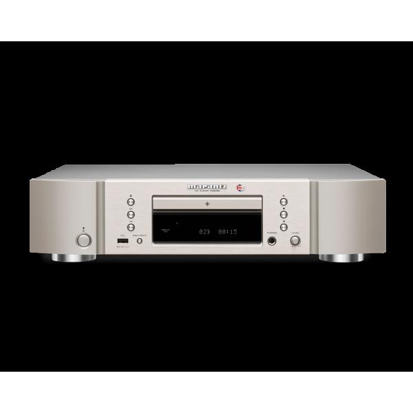 Marantz CD6006 UK Edition CD Player- Silver Gold